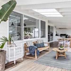 Farmhouse – Deck + Yard