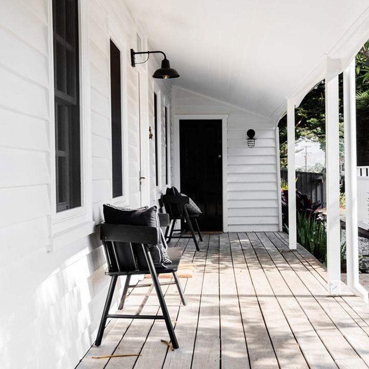 Farmhouse – Entry + Hallway